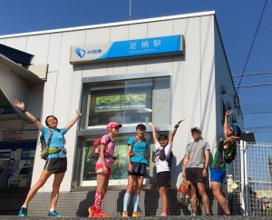 小田急線をスタートした2017年