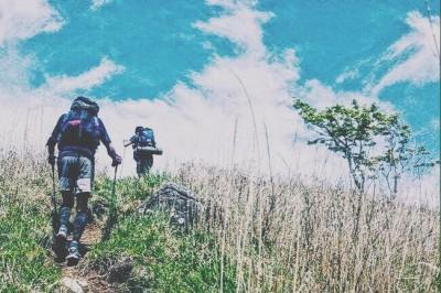 6月は分水嶺の後半コースをたどる旅。金峰~瑞牆~清里。トレラン・トレッキング・地図読みと色々楽しめて最高でした。