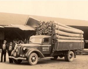 シボレー1/2tで検索すると、ある木材業者の社史のページにヒットする