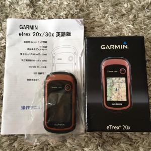 今回、残念だったのがGerminの山岳GPS。購入時は高額でしたし、純正の東日本山岳地図、オレゴン州、ワシントン州の山岳地図も入っている。ただ、電子機器類は日進月歩で、新しいものが出ると、どうしても価格は急落するそうだ。