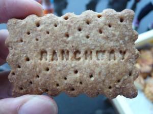 クッキーにはRANCHWAYの文字が