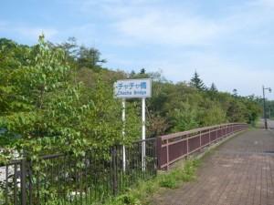 この橋の名前の由来が知りたい