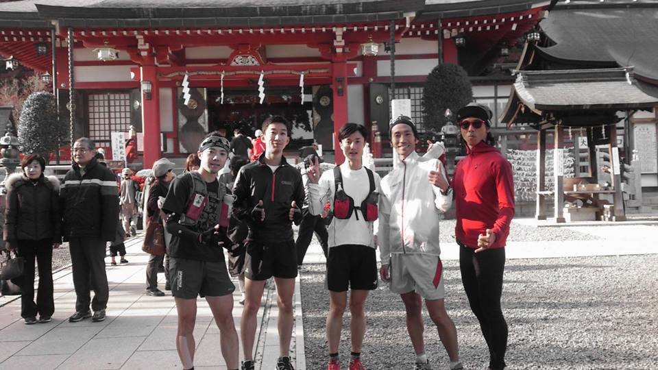 STS in 大山
