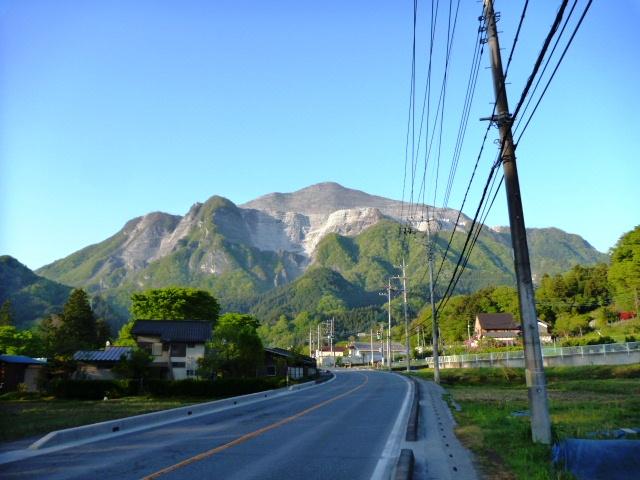 武甲山全体